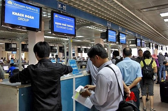 Các hãng hàng không phải dừng bán vé đường bay nội địa