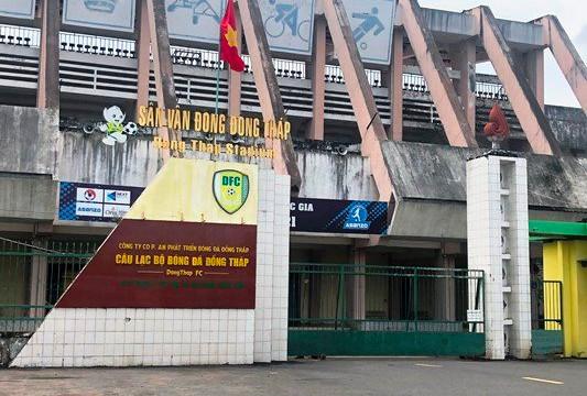 Đồng Tháp ghi nhận 29 ca mắc COVID-19 ở khán đài B, sân vận động Cao Lãnh
