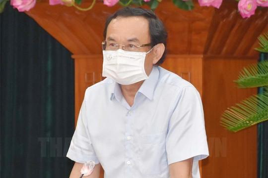 Bí thư Nguyễn Văn Nên: 'TP.HCM không thể áp dụng Chỉ thị 16 mãi được'