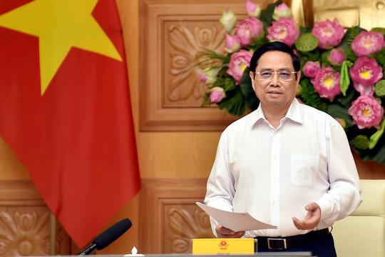 Thủ tướng đề nghị các nhà khoa học tìm kiếm các nguồn cung vắc xin và thuốc cho Việt Nam