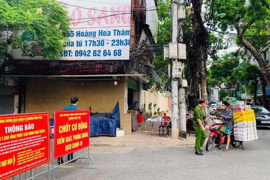 Hà Nội lập thêm 39 chốt kiểm soát tại các tuyến đường ra vào vùng đỏ
