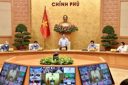 Thần tốc triển khai trung tâm chỉ huy phục vụ Thủ tướng chỉ đạo, điều hành chống dịch