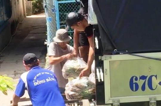 Sau phản ánh Một Thế Giới, điểm tập kết nông sản tụ tập đông người tại An Giang được giám sát, chặt chẽ