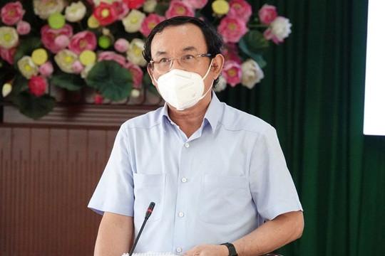 Bí thư Nguyễn Văn Nên: TP.HCM sẽ từng bước mở cửa, chắc tới đâu mở cửa tới đó để bảo vệ sức khỏe nền kinh tế