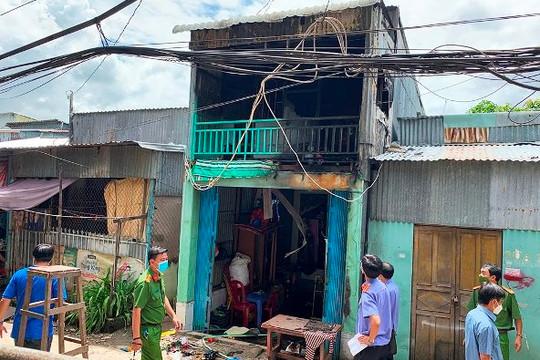 An Giang: Truy bắt kẻ khóa cửa, đốt nhà định giết cả gia đình