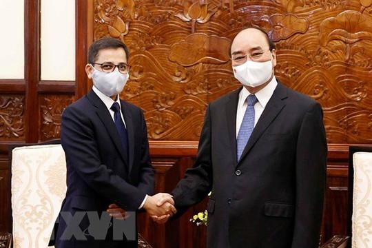 Chủ tịch nước mong muốn Ấn Độ cho Việt Nam vay khẩn cấp 10 triệu liều vắc xin