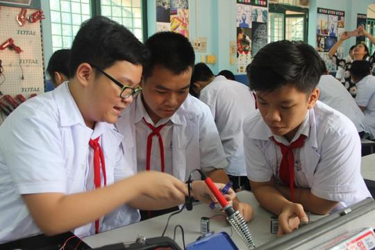 TP.HCM đề xuất cho 40 trường tiên tiến tăng sĩ số học sinh/lớp