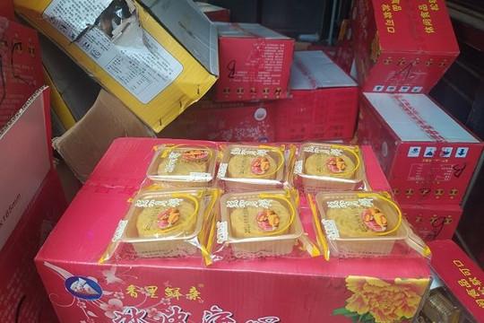 Cảnh báo bánh trung thu giá rẻ, gây ngộ độc bán tràn lan trên mạng