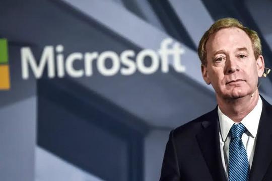 Chủ tịch Microsoft nói Mỹ - Trung cần cải thiện mối quan hệ công nghệ, chỉ trích Google