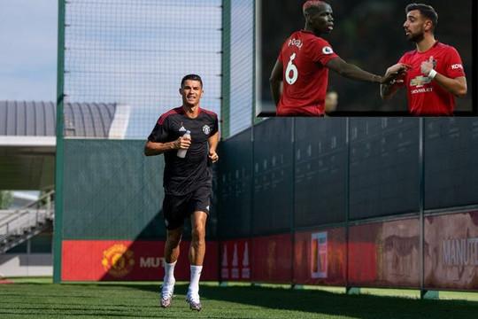 'Ronaldo có thể thi đấu đến năm 40 tuổi, trở thành Vua phá lưới nhờ Bruno Fernandes và Pogba'