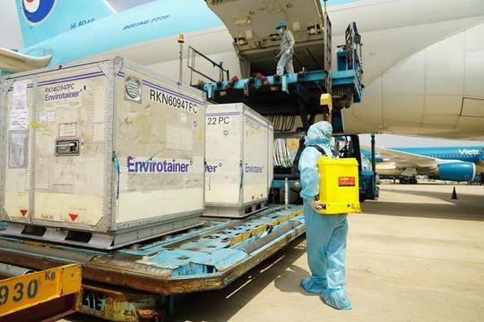 Chính phủ ban hành chính sách thuế với hàng hóa nhập khẩu tài trợ việc phòng chống dịch