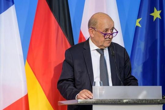 Ngoại trưởng Pháp cáo buộc Taliban nói dối