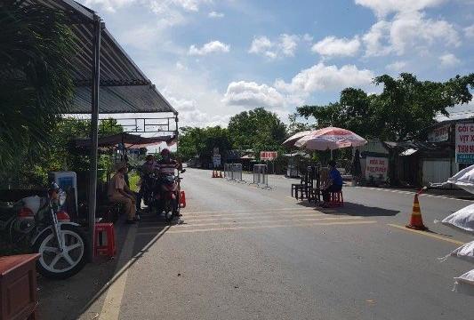 Kiên Giang kéo dài giãn cách xã hội với 6 huyện, thành phố