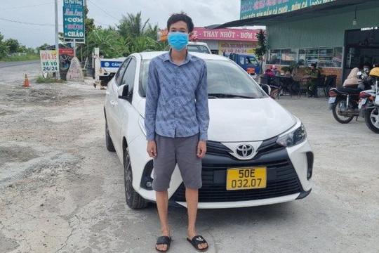 Tài xế chở thuê 2 người từ TP.HCM về Kiên Giang tránh dịch với giá 6 triệu đồng
