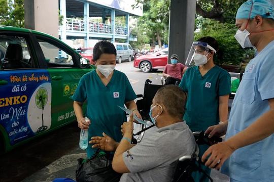 Bệnh viện Nhân dân Gia Định điều trị thành công 500 bệnh nhân mắc COVID-19