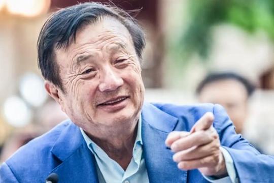 Huawei ôm mộng 6G dù đang bị Mỹ trừng phạt