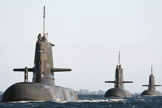 Mỹ đã trao vũ khí tối thượng để giúp Úc kiềm chế Trung Quốc trên Thái Bình Dương