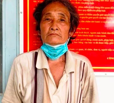 An Giang: Di lý người đàn ông bị truy nã sau 20 năm lẩn trốn
