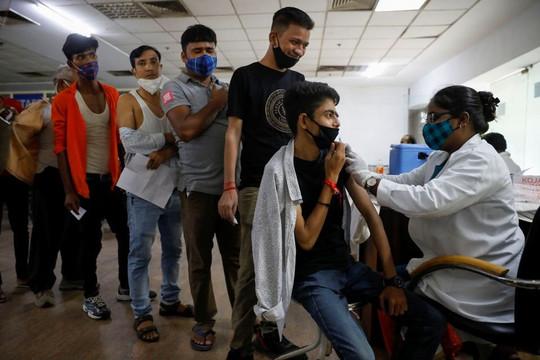 Ấn Độ lập kỷ lục tiêm 22,6 triệu mũi vắc xin COVID-19 một ngày, Mỹ mua hàng trăm triệu liều Pfizer tặng thế giới