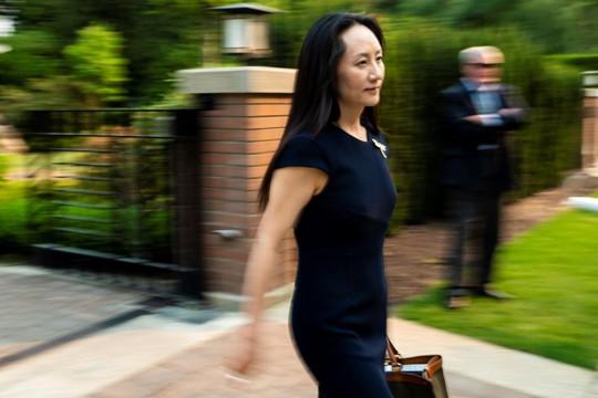 Mỹ thu xếp thỏa thuận nhận tội cho bà Mạnh Vãn Châu