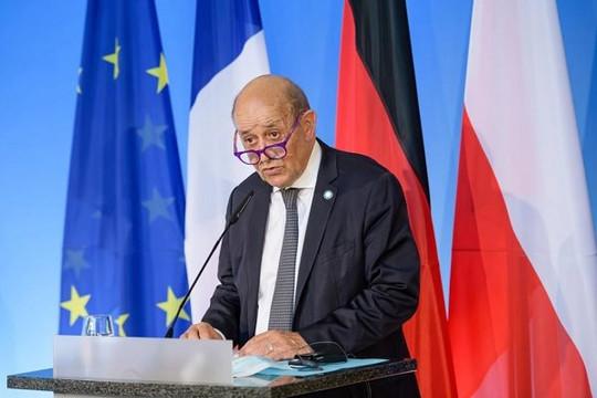 Pháp phản ứng mạnh khi Úc hủy thỏa thuận mua tàu ngầm