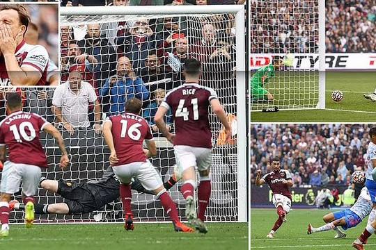 Ronaldo lại ghi bàn, De Gea cản phá penalty phút bù giờ, Lingard hạ gục đội bóng cũ