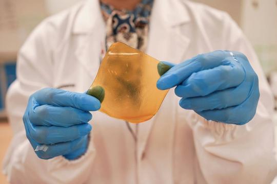 Singapore biến vỏ sầu riêng thành băng kháng khuẩn