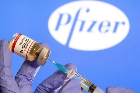 'Vắc xin COVID-19 của Pfizer tạo đáp ứng miễn dịch mạnh mẽ ở trẻ em 5-11 tuổi, liều chỉ bằng 1/3'