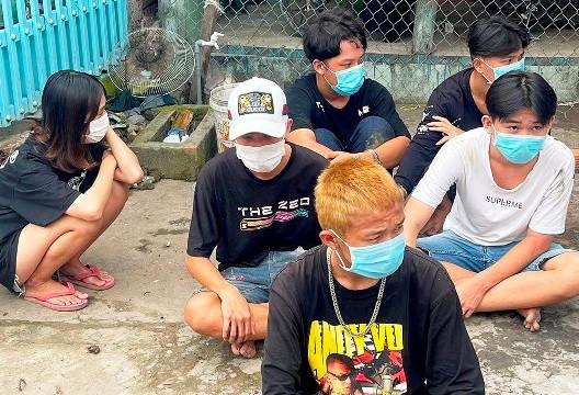 An Giang: Ngăn chặn nhóm thanh thiếu niên chuẩn bị hung khí đánh nhau
