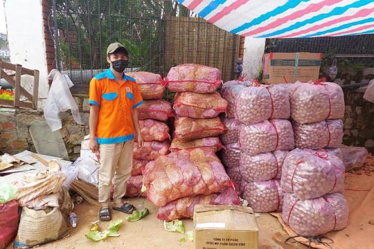 Lâm Đồng chuyển tặng hơn 6.000 tấn nông sản cho các tỉnh phía Nam