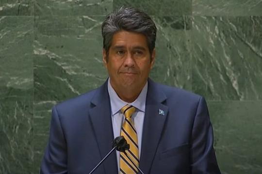 Tổng thống Palau kêu gọi cho Đài Loan tham gia hệ thống Liên Hợp Quốc