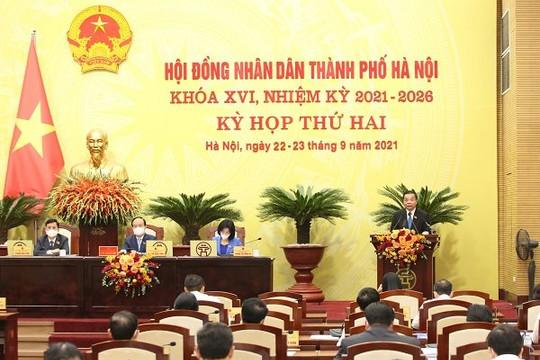 Hà Nội phấn đấu tăng trưởng năm 2021 đạt 4,54%