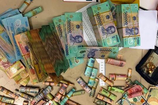 An Giang: Khởi tố thêm 7 người trong đường dây đánh bạc hơn 2.000 tỉ đồng