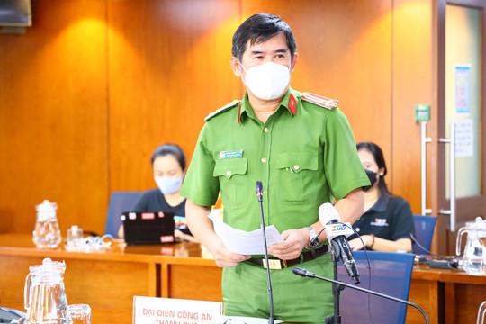 TP.HCM đẩy mạnh công tác quản lý địa bàn và phòng chống các loại tội phạm