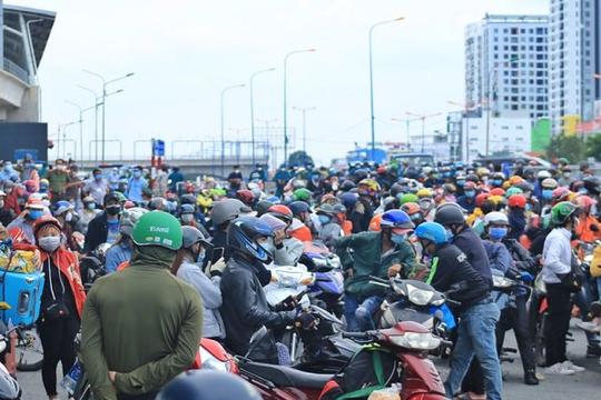TP.HCM kêu gọi người lao động ở các tỉnh, thành quay trở lại làm việc