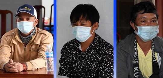 Trên đường về quê tránh dịch, 4 người chống người thi hành công vụ ở chốt kiểm dịch