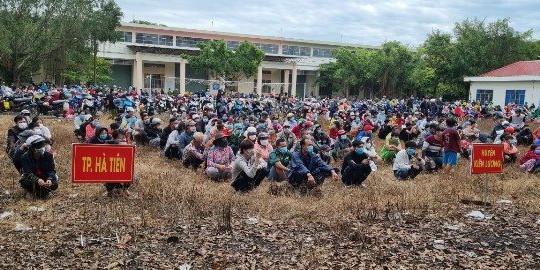 Các tỉnh ĐBSCL gồng mình đón dân về quê, Sóc Trăng ngưng tiếp nhận người trong 15 ngày
