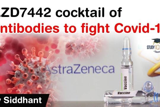 AstraZeneca xin FDA cấp phép thuốc AZD7442 ngăn ngừa COVID-19