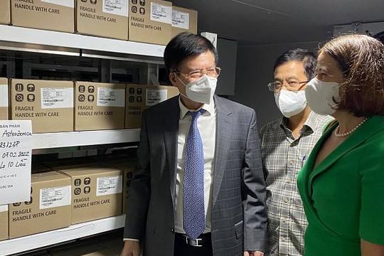 Úc giao thêm 300.000 liều vắc xin AstraZeneca cho Việt Nam