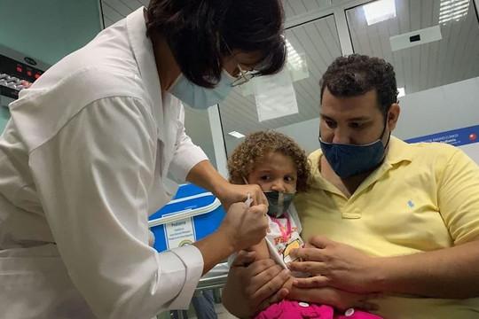 Tại sao Cuba tự tin tiêm vắc xin COVID-19 cho trẻ em từ 2 tuổi?
