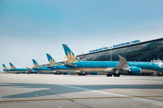Hà Nội cho mở lại đường bay với TP.HCM và Đà Nẵng 1 chuyến/ngày
