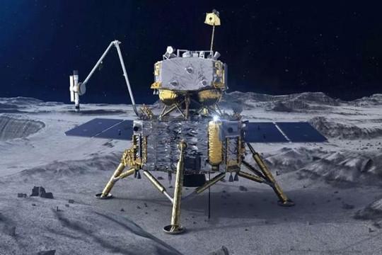 Bí ẩn dung nham Mặt trăng trẻ nhất 1,97 tỉ năm tuổi được tàu Thường Nga 5 thu thập