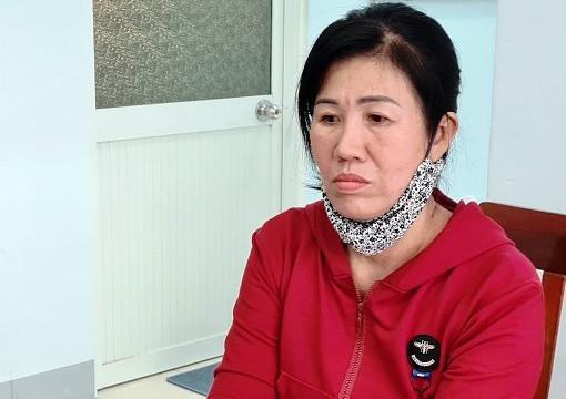 An Giang: Tạm giữ người phụ nữ đánh, cào chảy máu tay thiếu tá công an
