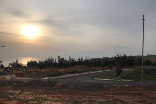 Dự án của Long Giang Land 14 năm vẫn chưa xong hồ sơ thuê đất