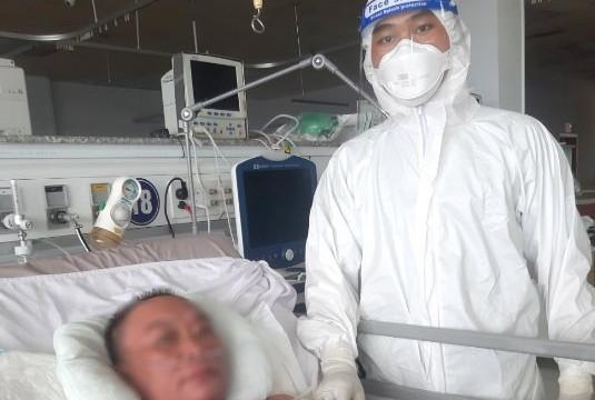 Bệnh viện Đa khoa TP.Cần Thơ cứu bệnh nhân COVID-19 chạy ECMO đầu tiên