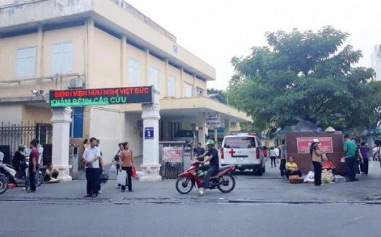Gỡ phong tỏa Bệnh viện Việt Đức sau 18 ngày cách ly y tế