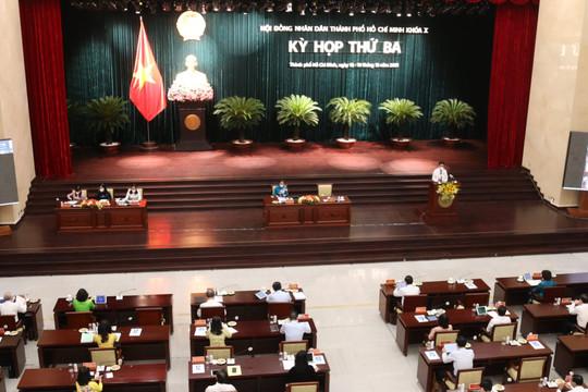 TP.HCM: Trình kế hoạch đầu tư công gần 122 nghìn tỉ từ vốn ngân sách địa phương
