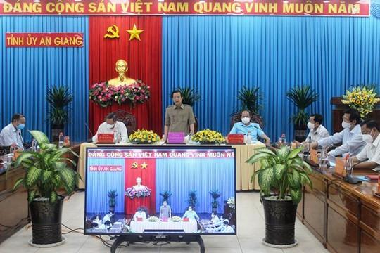 11 huyện, thị, thành phố ở An Giang liên kết phòng dịch để phát triển kinh tế