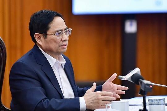 Thủ tướng yêu cầu khẩn trương hoàn thiện chương trình phục hồi kinh tế