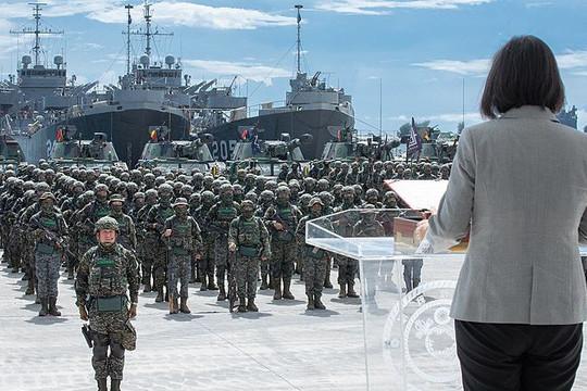 Các đơn vị đặc công Mỹ có mặt ở Đài Loan để đối phó Trung Quốc